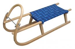 Acra A2041-MO sánì 110cm døevìné modré