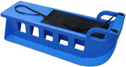 Acra Kamzík - plastové sánì 05-A2043 - modrý