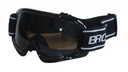 BROTHER B150-CRN lyžaøské brýle - èerné