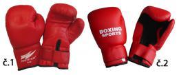 ACRA Boxerské rukavice PU kùže vel. S, 8 oz.