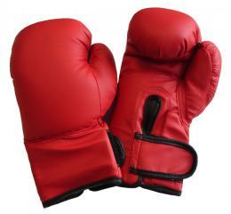 ACRA Boxerské rukavice PU kùže vel. XS,  6 oz.