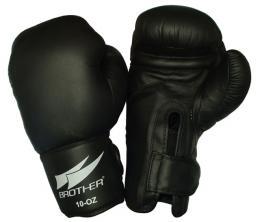 ACRA Boxerské rukavice PU kùže vel.S, 8 oz.