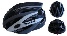 ACRA CSH29CRN-M èerná cyklistická helma velikost M (55/58cm) 2018