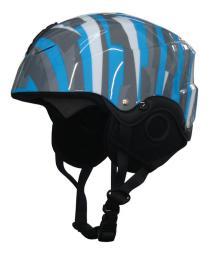 ACRA Lyžaøská a snowboardová helma BROTHER - vel XS - 44-48 cm