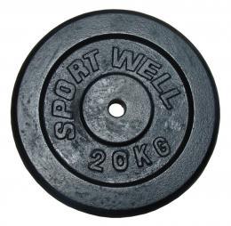 ACRA litina 20kg - 30mm