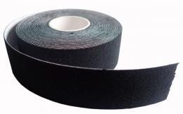 ACRA D71-CRN Kinezio tape 2,5x5 m èerný