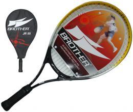 BROTHER G2413/1 Pálka tenisová dìtská 55 cm s pouzdrem