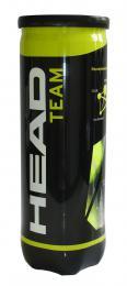 HEAD Tenisové míèe TEAM - 3 ks v dóze