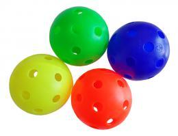 ACRA Florbalový míèek necertifikovaný barevný