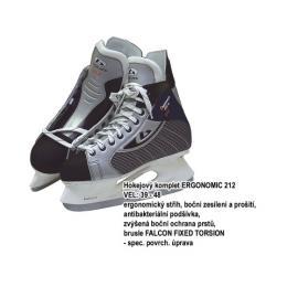 Hokejové brusle Botas ERGONOMIC 212, vel. 40