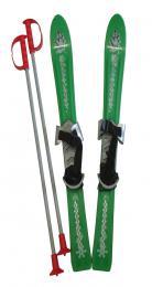 ACRA LSP90-ZE Lyže dìtské 90cm zelené