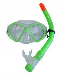 BROTHER P1569-98 Dìtská potápìèská sada - zelená