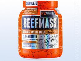 BeefMass 1500g vanilla caramel