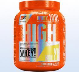 Extrifit High Whey 80 1000 g vanilka