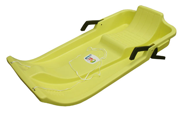 Acra UFO plastový bob 05-A2031 - žlutý