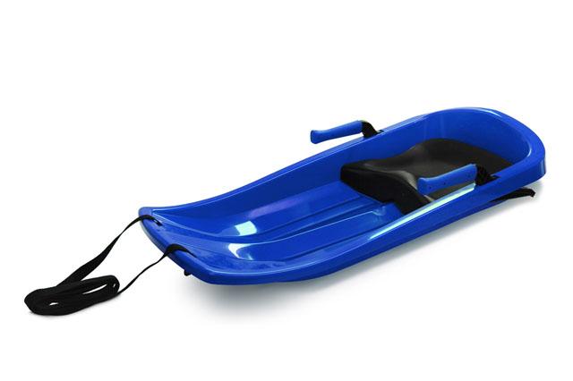 Acra Champion - plastový bob modrý