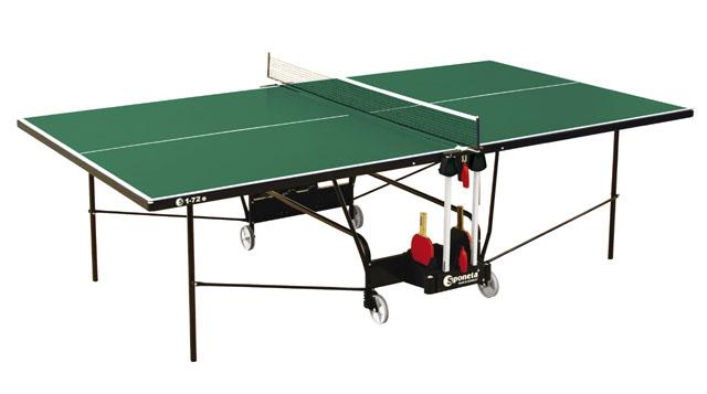 Sponeta S1-72e pingpongový stůl venkovní zelený