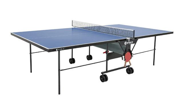 Sponeta S1-13e stůl na stolní tenis venkovní modrý
