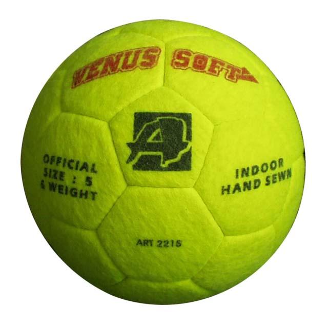 ACRA H1 Halový kopací míč - melton