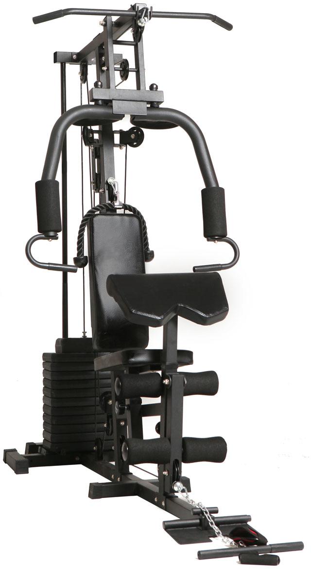 ACRA Posilovací věž HG4300 s tricepsovým lanem