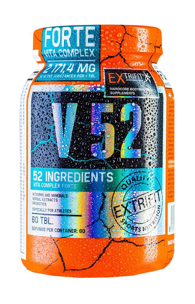 Extrifit V 52 Vita Complex Forte 60 tbl