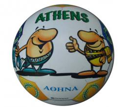 MONDO 03-107 Athens potištìný míè