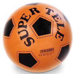 ACRA Plastový potištìný míè SUPER TELE FLUO