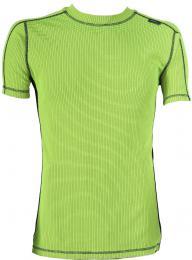 Termovel Pánské trièko RUN KRR XXL zelené