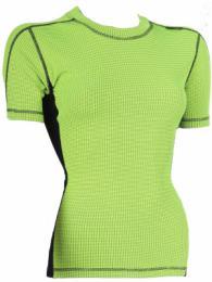 Termovel Dámské trièko RUN KRR W vel. XL zelené
