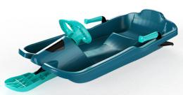 Plastkon - bob Skipper s volantem A2035/3 - zelený