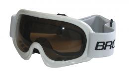 BROTHER B150-B lyžaøské brýle DÌTSKÉ - bílé