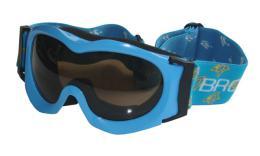 BROTHER B185-M lyžaøské brýle - modré