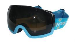 BROTHER B276-M lyžaøské brýle pro dospìlé  - modré