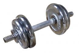 ACRA Nakládací èinka jednoruèní, chromovaná 10kg