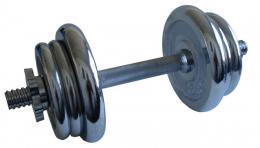 ACRA Èinka nakládací, jednoruèní, chromová - 12 kg