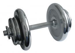 ACRA Nakládací èinka jednoruèní, chromová - 17 kg