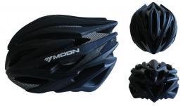 ACRA CSH98CRN-M èerná cyklistická helma velikost M (55 - 58cm) 2018