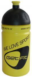 Acra lahev CSL05 0,5L žlutá
