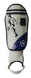 ACRA F2802-3L Fotbalové chránièe holení velikost L