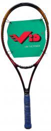 ACRA G2418 Pálka tenisová 100  grafitová SLEVA  -  AKCE