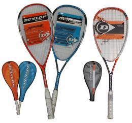 Dunlop Raketa squashová kompozitová G2451 - zvìtšit obrázek