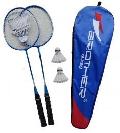 BROTHER G320 Sada badmintonové pálky   košíèek