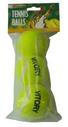 ACRA G7785 míèky tenisové 3ks v sáèku