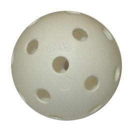 ACRA Florbalový míèek necertifikovaný bílý
