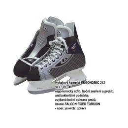 Hokejové brusle Botas ERGONOMIC 212, vel. 39 - zvìtšit obrázek