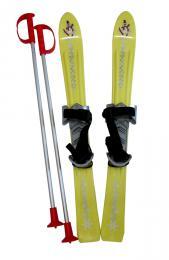 Plastkon LSP70-ZL Lyže dìtské 70cm žluté