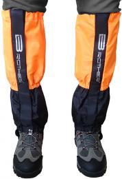 ACRA LTH2/2 Turistický návlek komfortní èerno oranžový - 1 pár