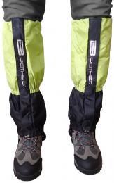 ACRA LTH2/1 Turistický návlek komfortní èerno zelený - 1 pár