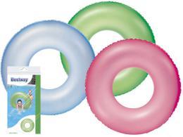 Bestway 36025 Nafukovací kruh Neon 91 cm