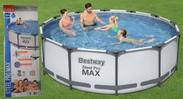 BESTWAY 56418 Bazén Family 366x100 cm   pøíslušenství